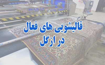 قالیشویی ازگل