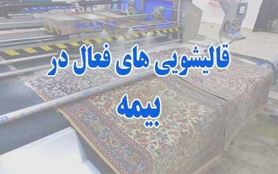 قالیشویی بیمه