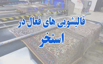 قالیشویی استخر
