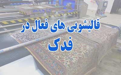 قالیشویی فدک