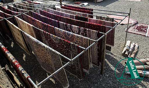 کارگاه قالیشویی